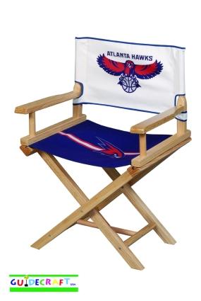 Atlanta Hawks Youth Director's Chair