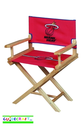Miami Heat Youth Director's Chair