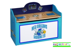 Charlotte Hornets Toy Box