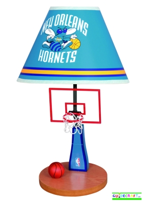 Charlotte Hornets Table Lamp