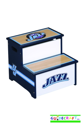 Utah Jazz Storage Step Up