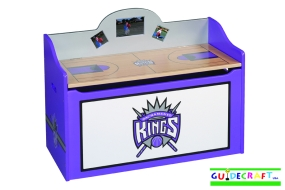 Sacramento Kings Toy Box