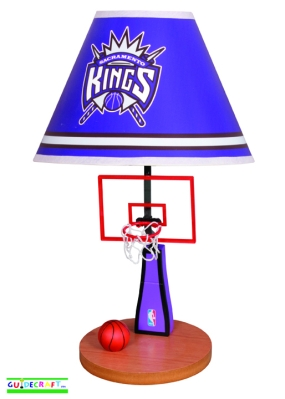 Sacramento Kings Table Lamp