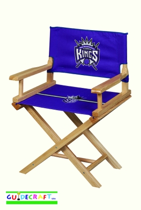Sacramento Kings Youth Director's Chair