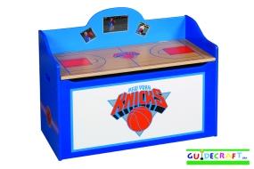 New York Knicks Toy Box