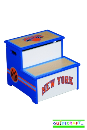 New York Knicks Storage Step Up