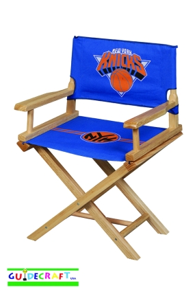 New York Knicks Youth Director's Chair