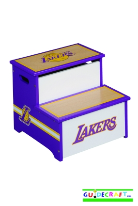Los Angeles Lakers Storage Step Up