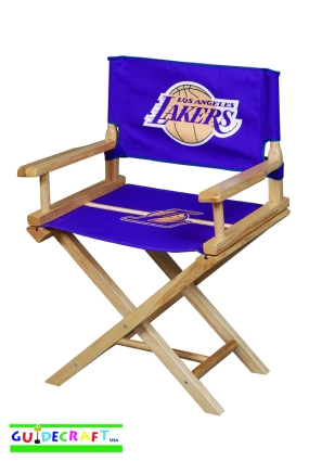Los Angeles Lakers Youth Director's Chair