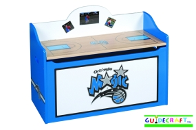 Orlando Magic Toy Box