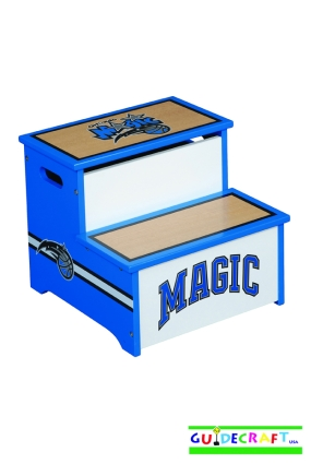 Orlando Magic Storage Step Up