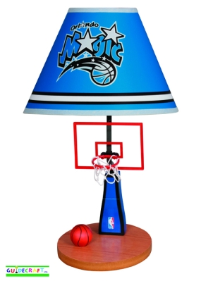 Orlando Magic Table Lamp