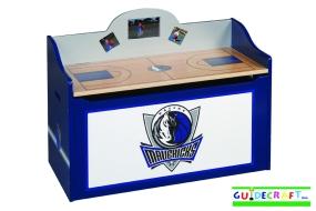 Dallas Mavericks Toy Box