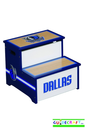 Dallas Mavericks Storage Step Up