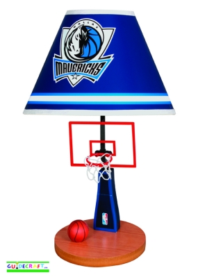 Dallas Mavericks Table Lamp