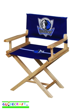 Dallas Mavericks Youth Director's Chair