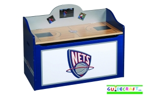 New Jersey Nets Toy Box