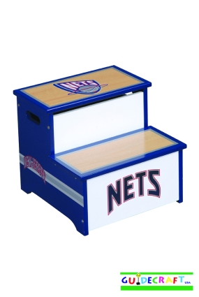 New Jersey Nets Storage Step Up