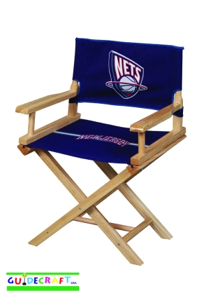 New Jersey Nets Youth Director's Chair