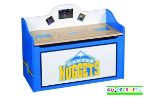 Denver Nuggets Toy Box