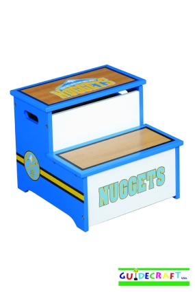 Denver Nuggets Storage Step Up