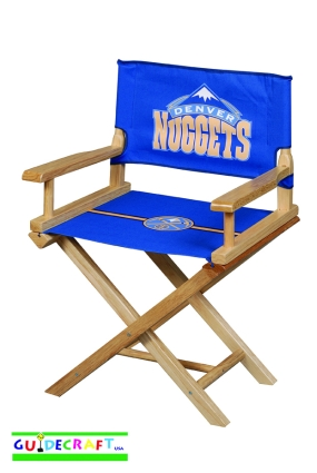 Denver Nuggets Youth Director's Chair