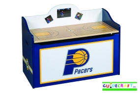 Indiana Pacers Toy Box