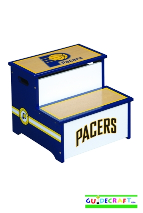 Indiana Pacers Storage Step Up