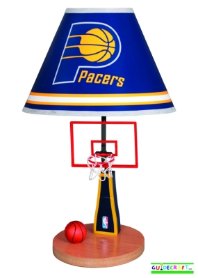 Indiana Pacers Table Lamp