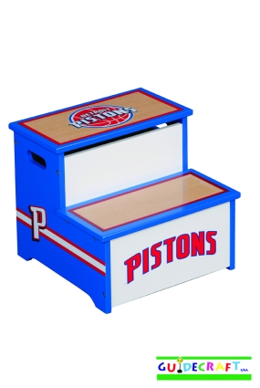 Detroit Pistons Storage Step Up