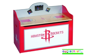 Houston Rockets Toy Box