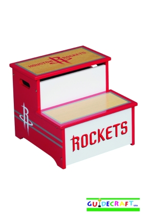 Houston Rockets Storage Step Up