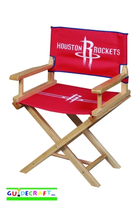 Houston Rockets Youth Director's Chair