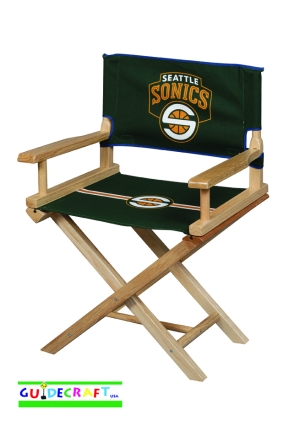 Seattle Sonics Youth Director's Chair