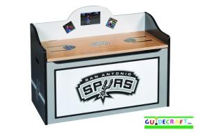 San Antonio Spurs Toy Box