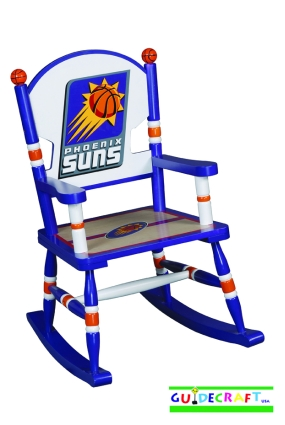 Phoenix Suns Kid's Rocking Chair