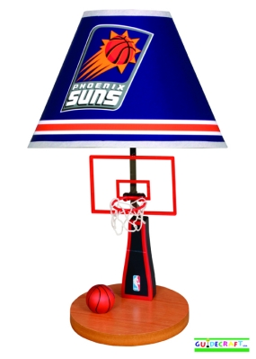Phoenix Suns Table Lamp
