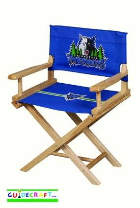 Minnesota Timberwolves Youth Director's Chair
