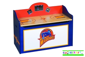 Golden State Warriors Toy Box