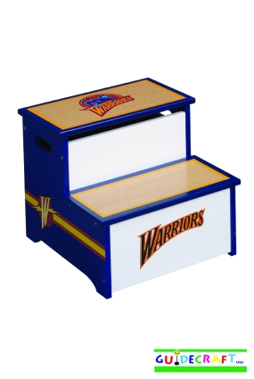 Golden State Warriors Storage Step Up