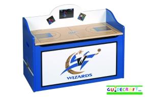 Washington Wizards Toy Box