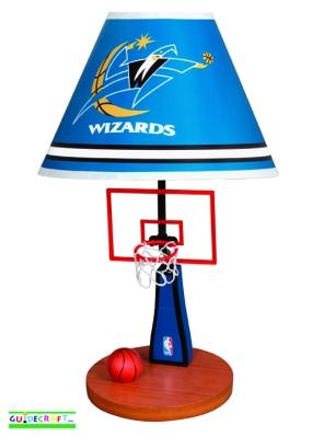 Washington Wizards Table Lamp