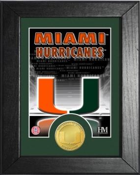 Miami Hurricanes Mini Mint