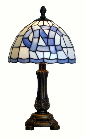 North Carolina Tar Heels Accent Lamp