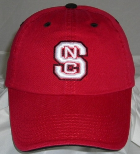 N.C. State Wolfpack Adjustable Crew Hat
