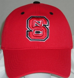 N.C. State Wolfpack Team Color One Fit Hat