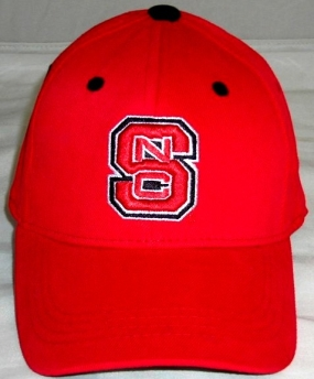 N.C. State Wolfpack Youth Team Color One Fit Hat