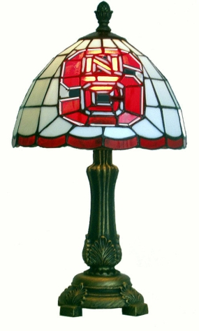 N.C. State Wolfpack Accent Lamp