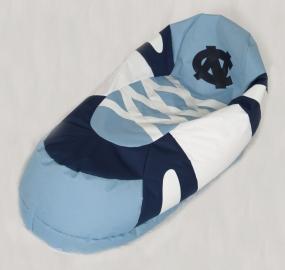 North Carolina Tar Heels Bean Bag Boot Slipper Chair