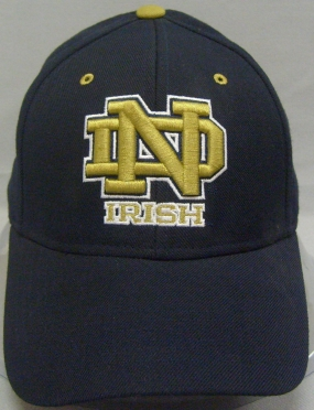 Notre Dame Fighting Irish Dynasty Fitted Hat